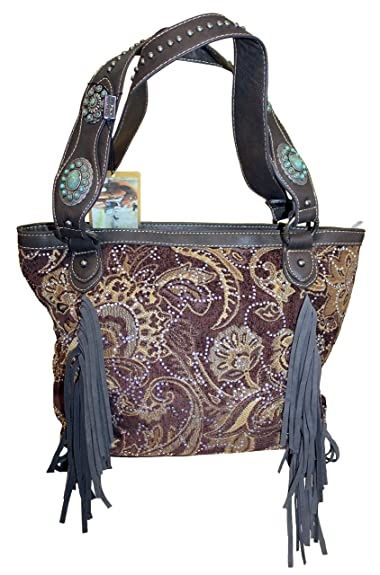 d5de69493 Image Unavailable. Image not available for. Color: Montana West Western  Bling Bling Collection Handbag