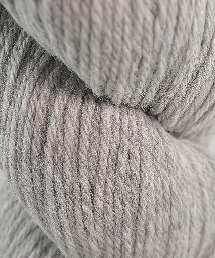 Amazon Cascade Yarn 220 8401 Silver Grey