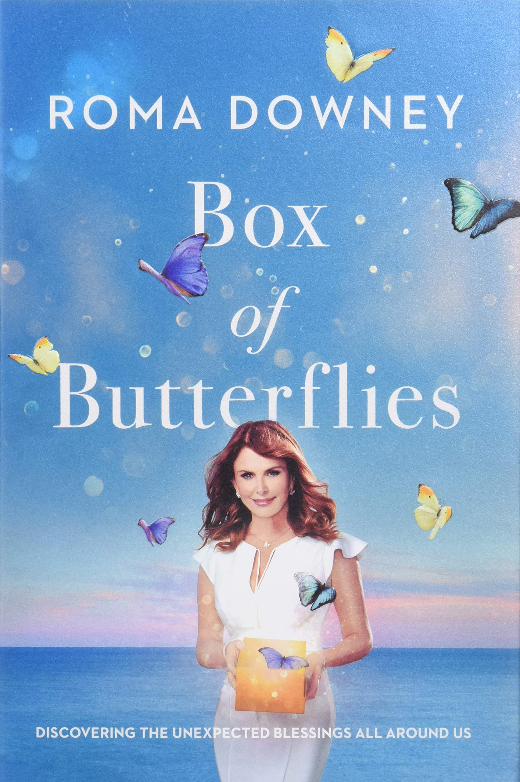 Box of Butterflies: Discovering the Unexpected Blessings All Around ...