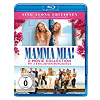 Mamma Mia! / Mamma Mia! Here we go again  (+ 2 Bonus-Discs) [Blu-ray]