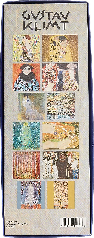 Nouvelles Images Gustav Klimt RCB 107 Remembrance Calendar