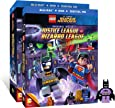 LEGO: DC Comics Super Heroes: Justice League vs. Bizarro League (Blu-ray) (with Figurine)