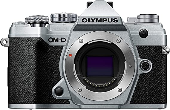 Olympus Om D E M5 Mark Iii Micro Four Thirds Kamera
