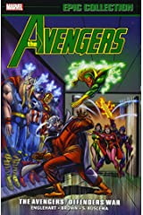 Avengers Epic Collection: The Avengers/Defenders War (Epic Collection: Avengers) Paperback