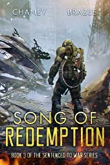 Song of Redemption (Sentenced to War Book 3) Kindle Edition