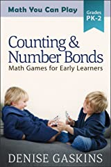 Counting & Number Bonds: Math Games for Early Learners (Math You Can Play Book 1) Kindle Edition