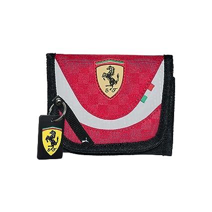 Amazon.com: Puma Ferrari – Deportes portafolios y llavero ...