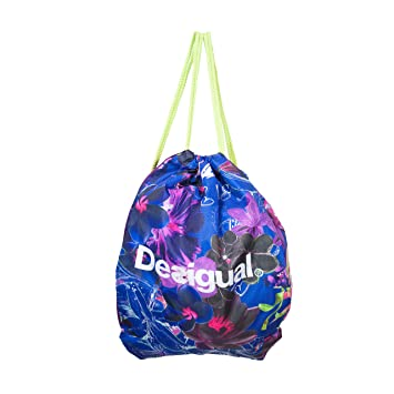 Desigual Sport Bols Patri Sac A Dos Royal Blue Amazon Fr Sports Et