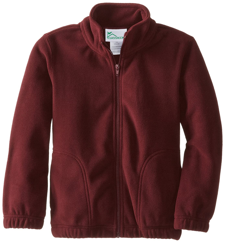Classroom Uniforms Youth Unisex Polar Fleece Jacket