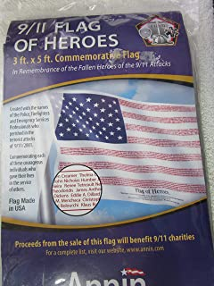 product image for Annin Flagmakers Heroes of 9/11 Flag