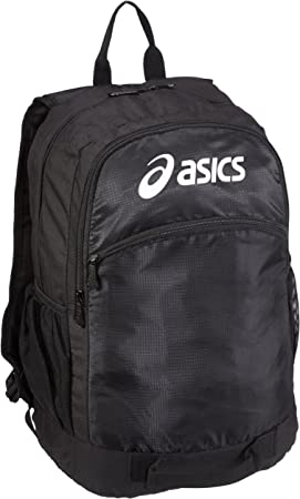ASICS Backpack - Mochila, tamaño único, Color Negro: Amazon.es ...