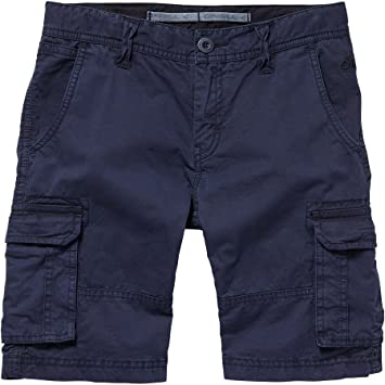 O'Neill 8A2570-5056-128 Short Gar?on, Encre Bleue, FR : Taille Unique (Taille Fabricant : Taille Unique)