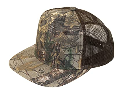 Image Unavailable. Image not available for. Color  Realtree Camo Trucker  Hat Meshback Snapback Cap fe53fb9f2f3d