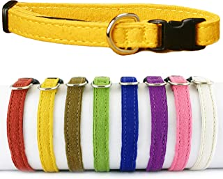 product image for Hemp Cat Collars (Marigold)