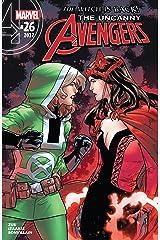 Uncanny Avengers (2015-2017) #26 Kindle Edition