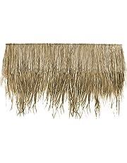 Lot de 20 Panneaux naturels (145 cm) pour toit de palme, toiture exotique, abri jardin, gazebo, parasol (20x12100)