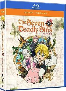 Seven Deadly Sins: Season One Blu-ray + Digital