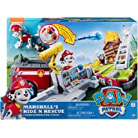 Deals on Paw Patrol Ride N Rescue 2-in-1 Playset & Fire Truck