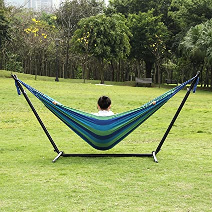 you stand luxury this las and if in a for combo style two need person double hammock