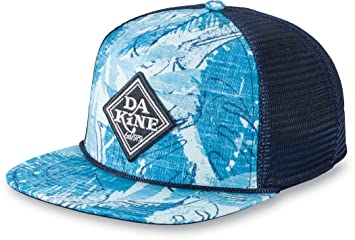 Dakine Classic Diamond Trucker Cap, Hombre, 10000547, Washed Palm, Talla única