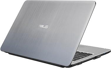 """Laptop ASUS VivoBook X540YA: Procesador AMD A8 7410 (hasta 2.50 GHz), Memoria de 4GB DDR3L, Disco Duro de 500GB, Pantalla de 15.6"""" LED, Video Radeon R5, Unidad óptica No Incluida, S.O. Windows 10 Home (64 Bits) Reacondicionado (Certified Refurbished)"""