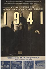 1941, Our Lives in a World on the Edge Paperback