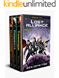 Lost Alliance (Dragonfire Station Books 1-3): A Galactic Empire series