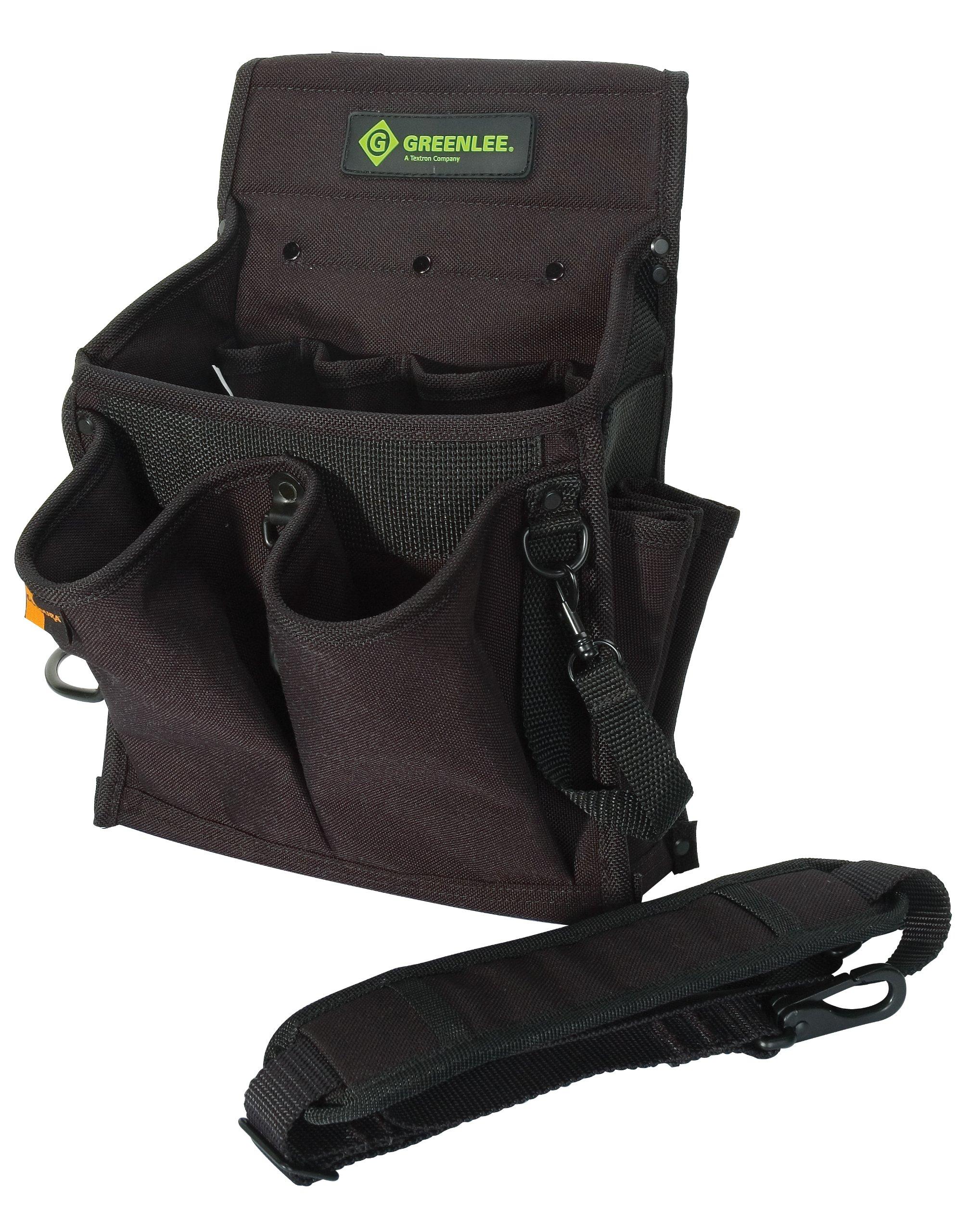 Greenlee 0158-15 Tool Caddy, 20 Pocket