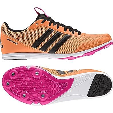 huge selection of 8957b 5d7f6 adidas , Chaussures de Running Femme - Orange - Orange (NarbriNegbasRosimp