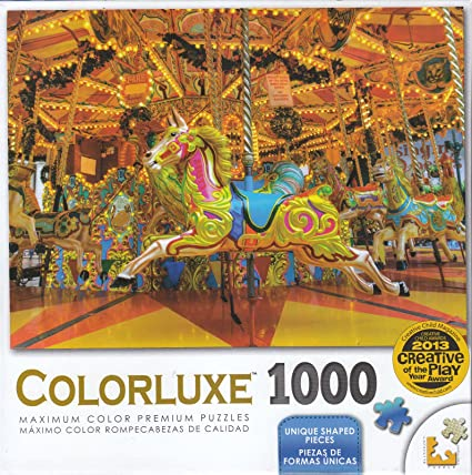 20 Dogs Collage Colorluxe 1000 Piece Puzzle