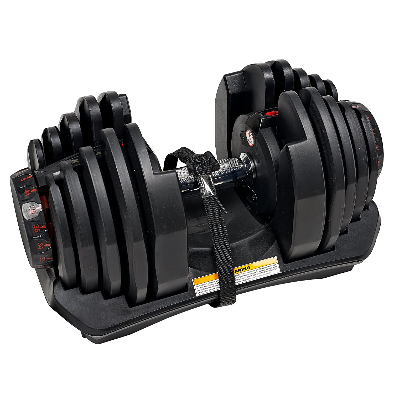 Bowflex selec ttech 1090i Cortas único, Pesas, Color Negro: Amazon.es: Deportes y aire libre