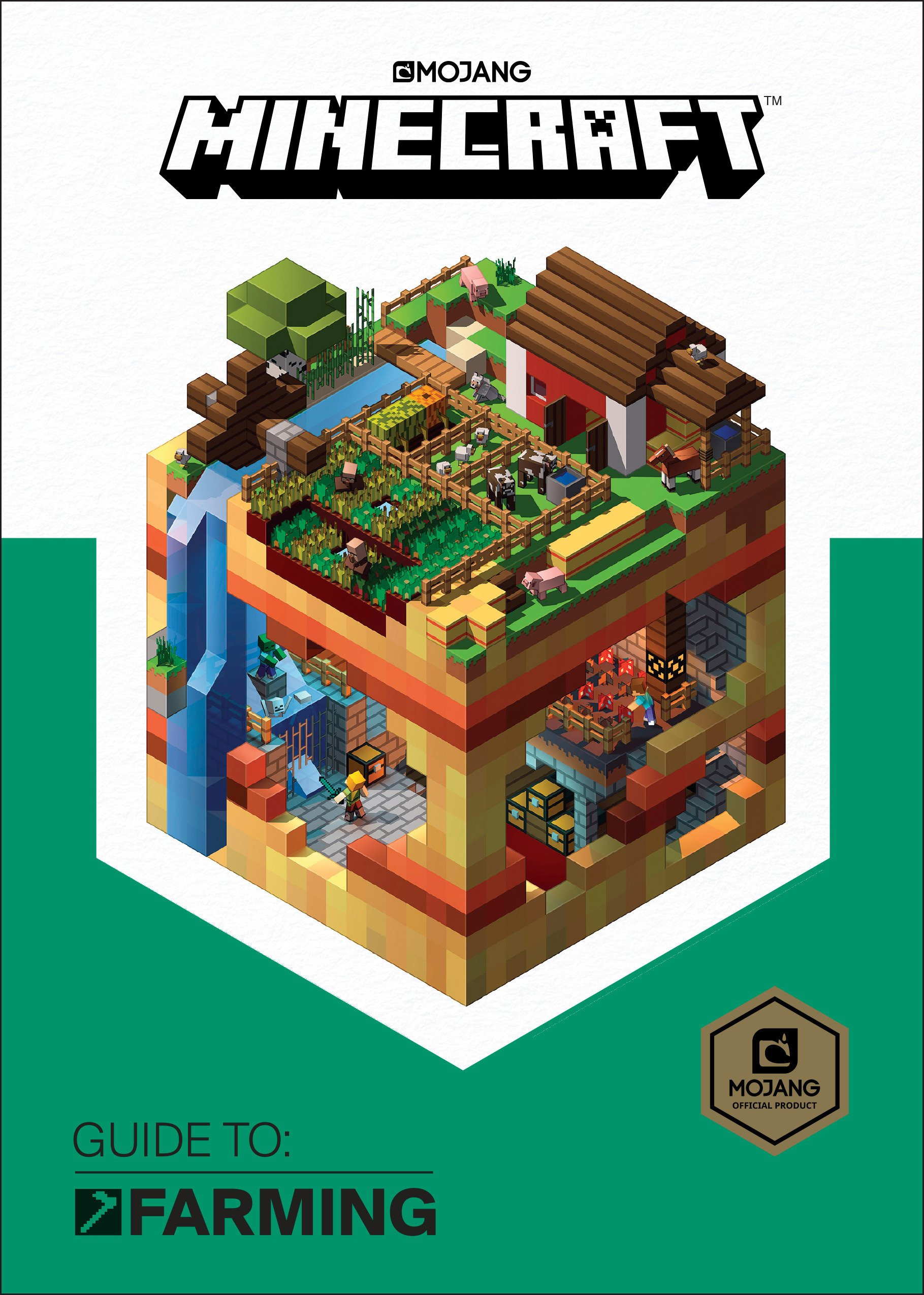 Minecraft Guide To Farming Mojang Ab The Official
