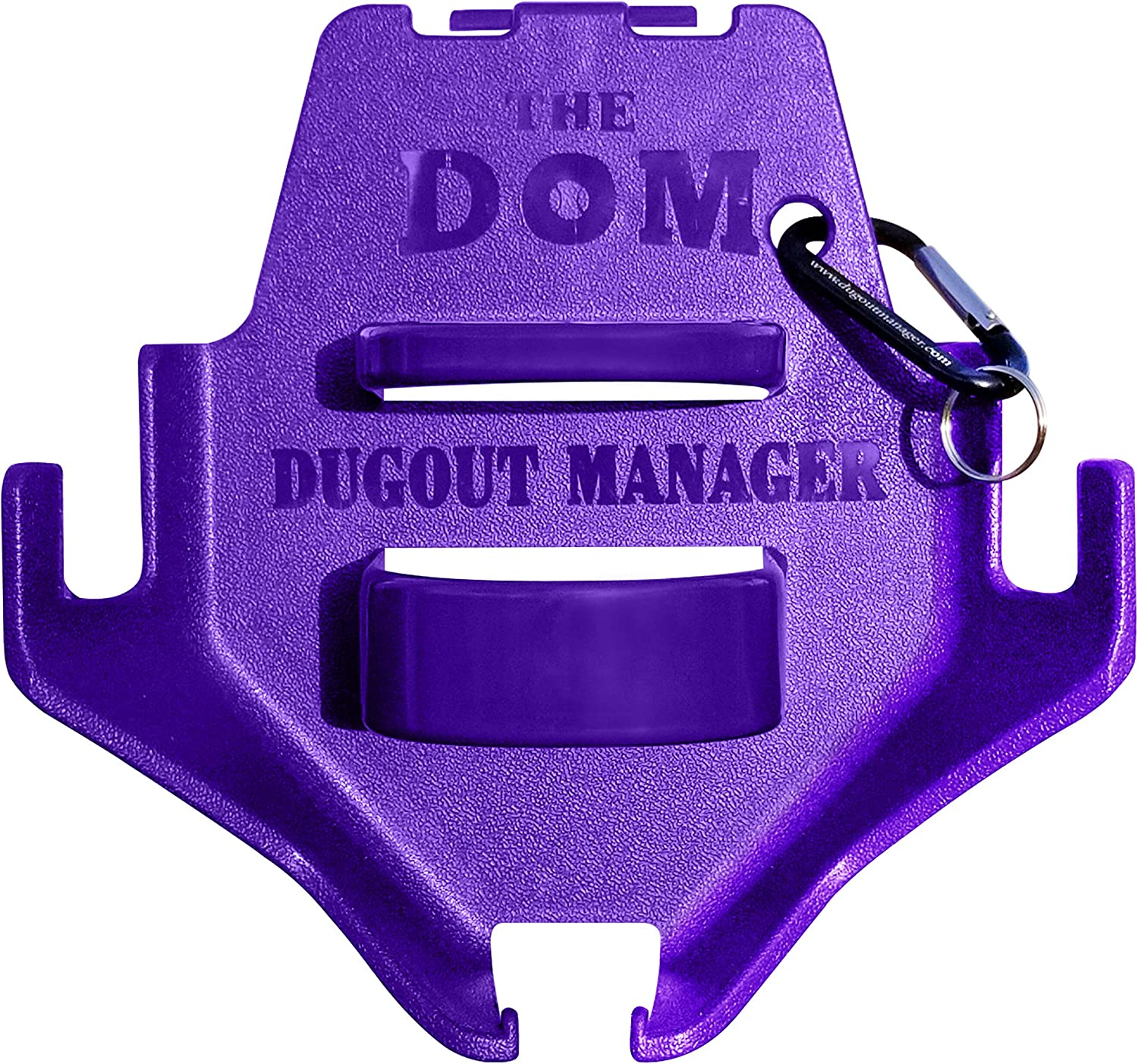 DugoutオーガナイザーThe Dom (11 Count) パープル