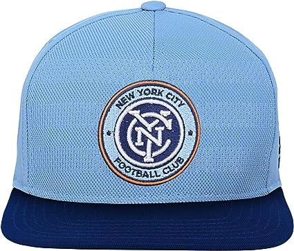 1 Size MLS Houston Dynamo Youth Boys Fan Sublimated Snapback White