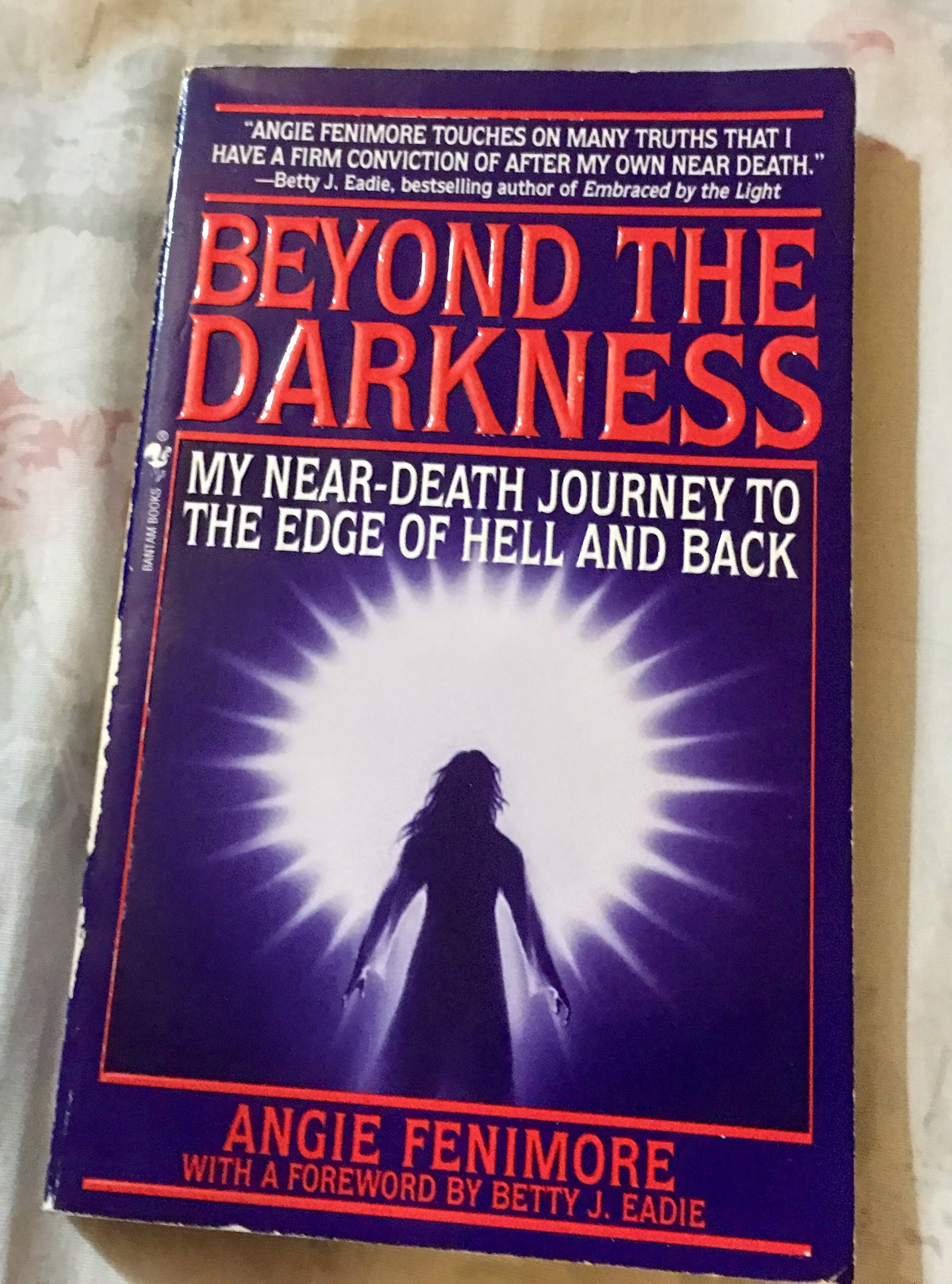 Amazon.com: Beyond The Darkness (9780671854652): Fenimore, Angie: Books
