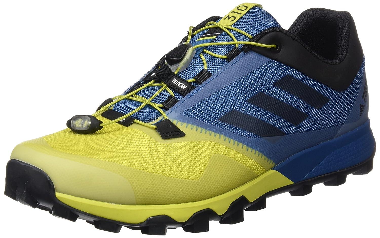Adidas Terrex Trailmaker, Zapatillas de Senderismo para Hombre 42 1/9 EU|Azul (Blu Azubas/Negbas/Limuni)