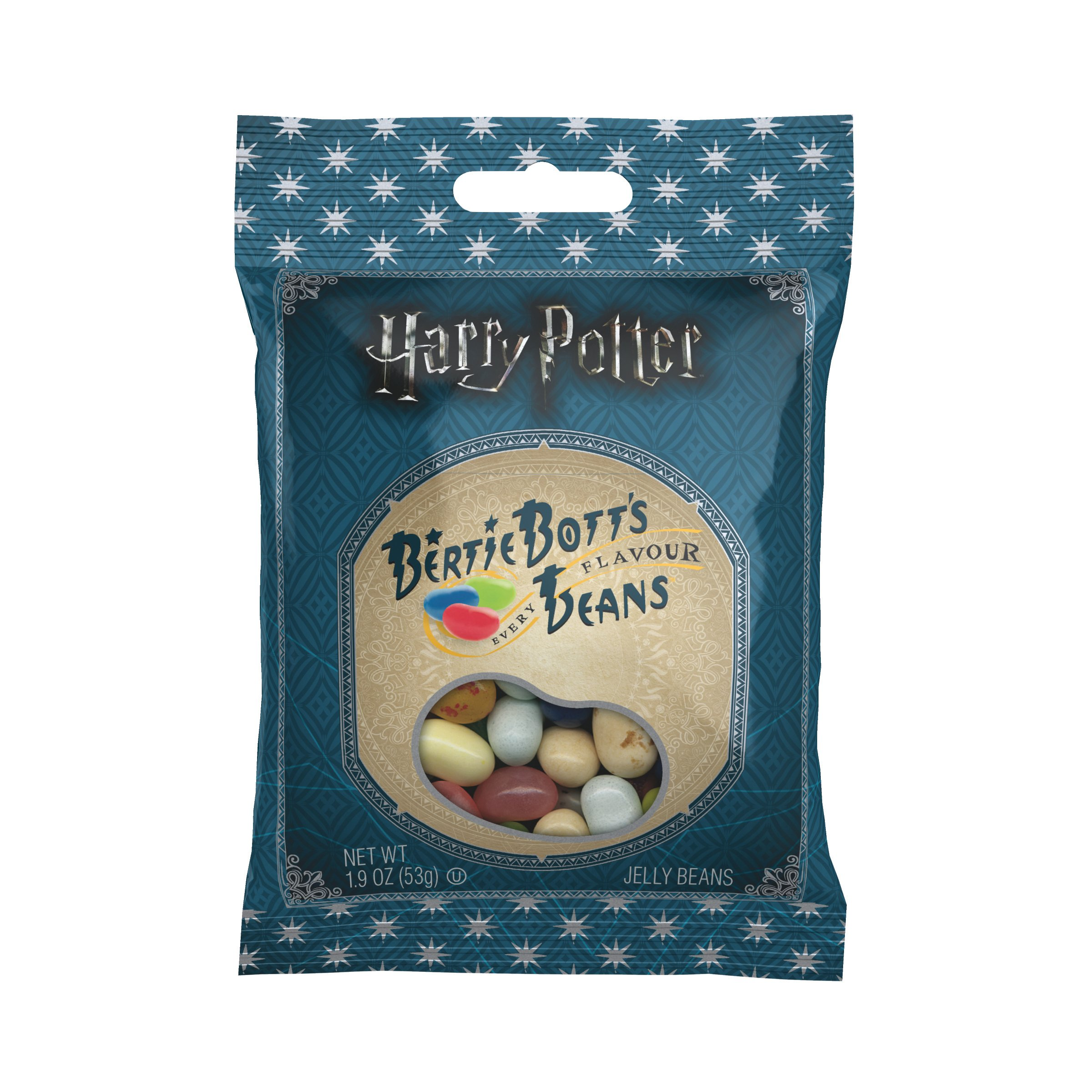 Jelly Belly Harry Potter Bertie Bott's Every Flavor Jelly Beans, 1.9-oz, 16 Pack
