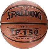 "Spalding 73-7618 Junior Rubber Basketball, 27-1/2"" Size"