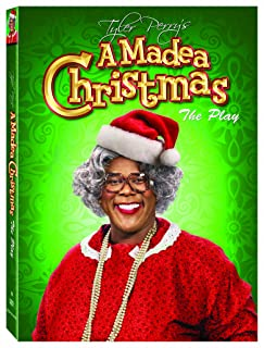 Book Cover: A Madea Christmas: The Play