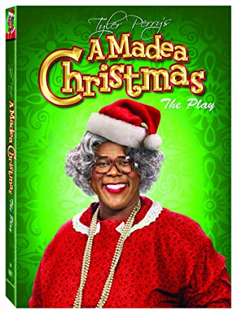 Madea Christmas.Amazon Com Tyler Perry S A Madea Christmas The Play Dvd