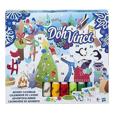 Doh-Vinci 2016 Advent Calendar by DohVinci