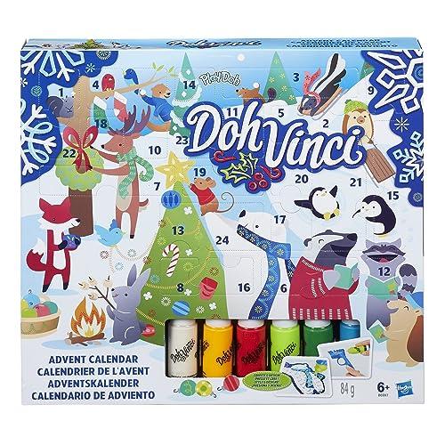 DohVinci Play Doh Advent Calendar