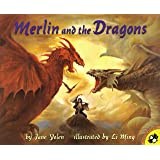 Merlin and the Dragons (Picture Puffin Books)