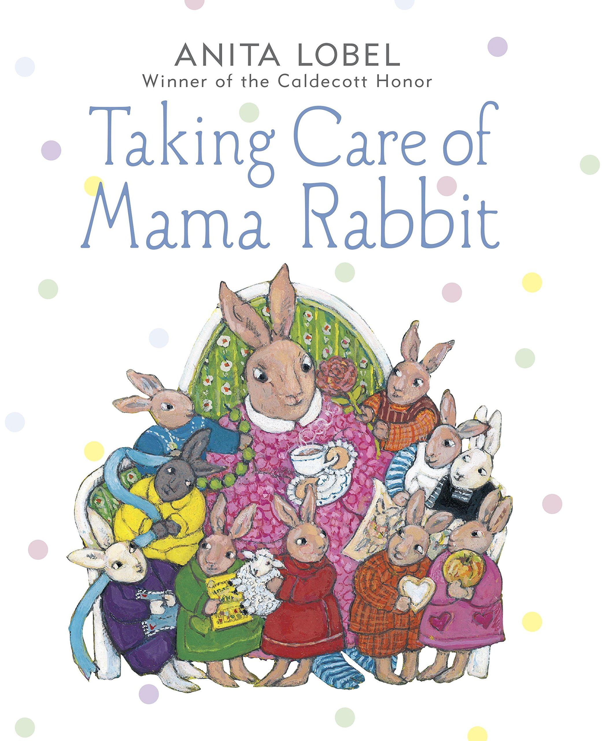 Read Online Taking Care of Mama Rabbit ebook