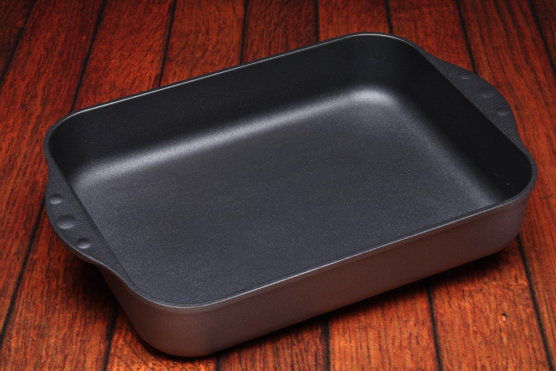 5.5 qt Swiss Diamond Nonstick Large Roasting Pan