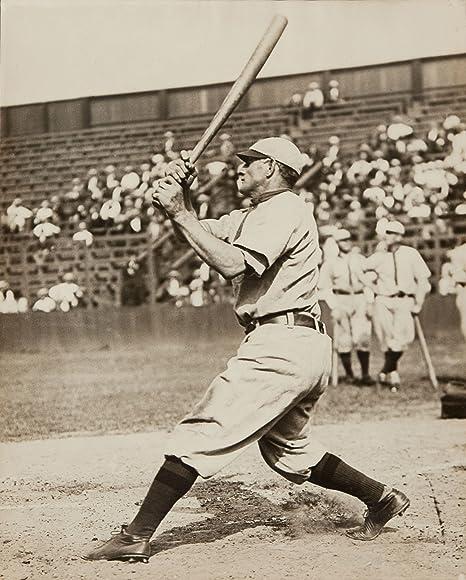"Honus Wagner Baseball Card 11 x 14/""  Photo Print"