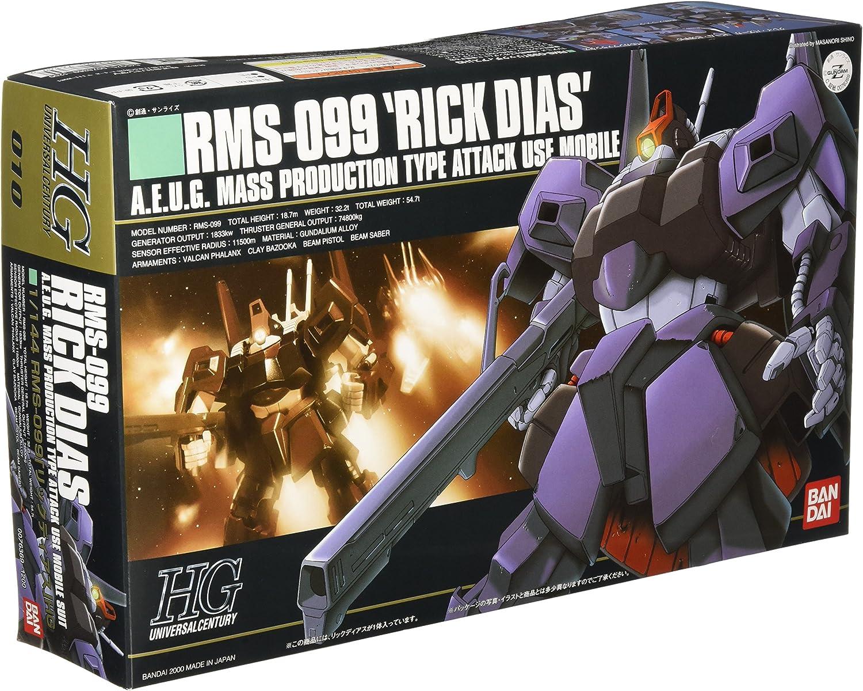 Robot SPIRITS Side MS Rick-Dias Zeta Gundam TAMASHII NATION Figure Bandai
