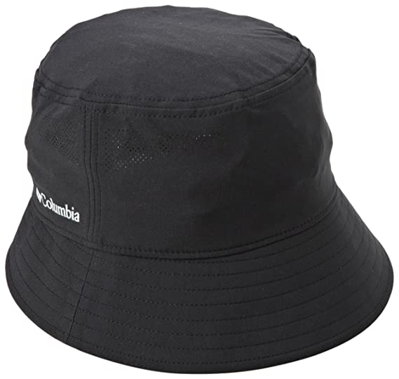 affddd44685c2a Amazon.com: Columbia W Silver Ridge Bucket II Sun Hats, Black, Small ...