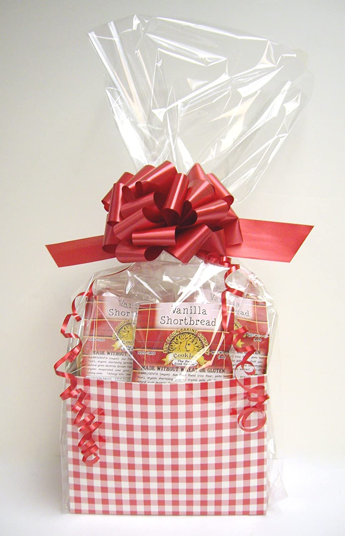 Amazon.com: Vegan and Gluten/Soy Free Shortbread Gift Basket