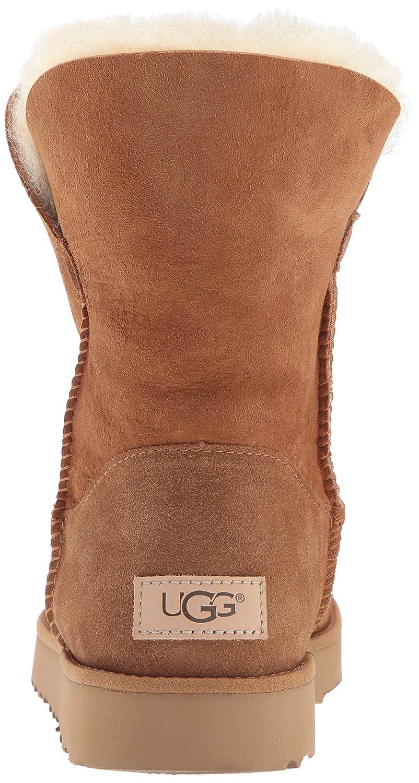 UGG Australia Classic Cuff Short, Botines para Mujer: Amazon.es: Zapatos y complementos